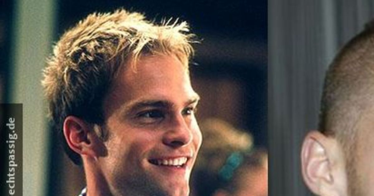 This is how Stifler looks today!