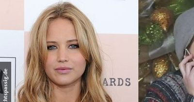 Jennifer Lawrence blunt!