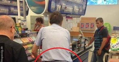 The pants fail! :D