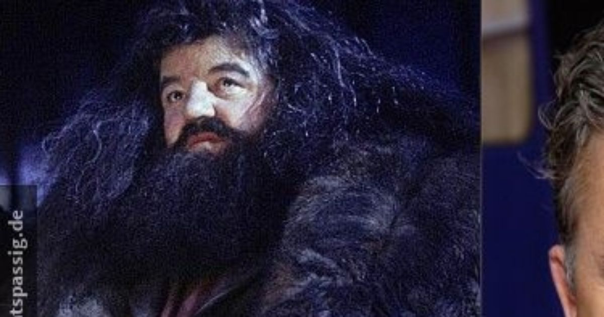 Hagrid in real life!