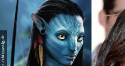 Avatar charakter in real life!