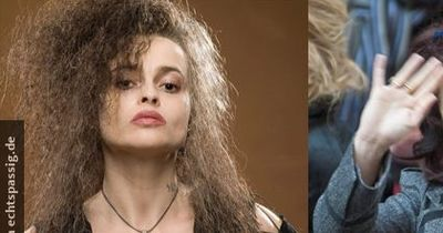 Bellatrix in real life!