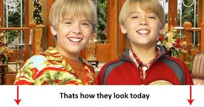 Zack & Cody today!