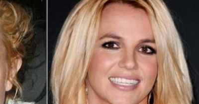 Thats how Britney Spears looks blunt!