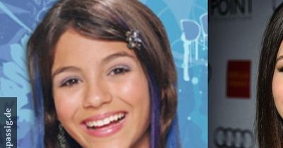 Lola from Zoey 101 today! :O