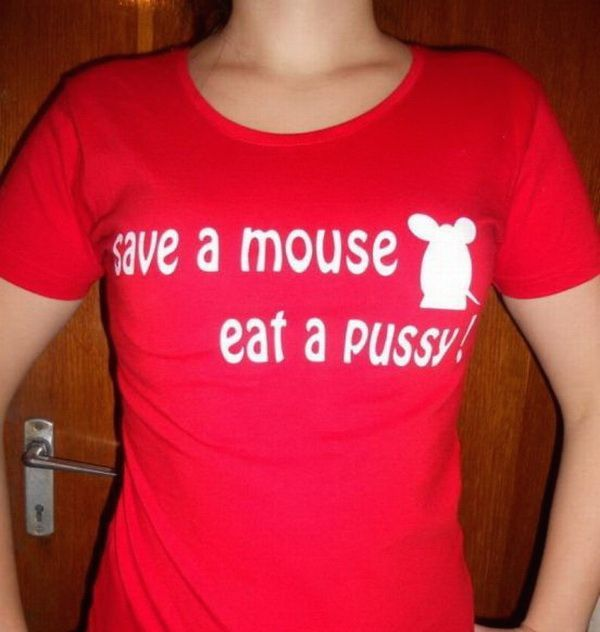Awesome shirt! :D