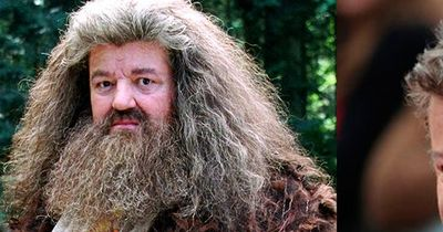 Thats how Hagrid looks in real!