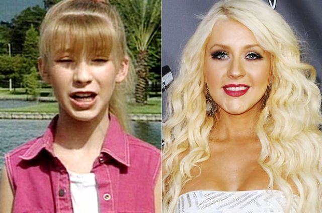 What a transformation...