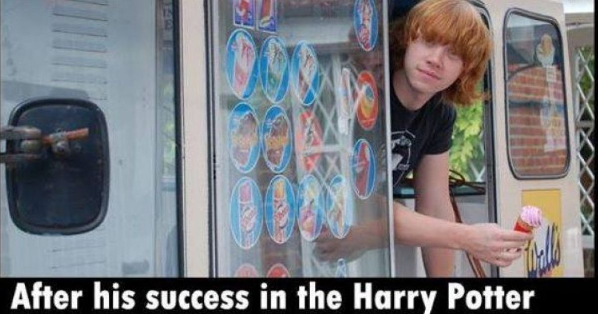 Thats what Ron is doing today!